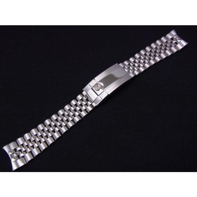 chanel 時計 質屋 、 ROLEX - 20mm 新型 5連 ジュビリータイプ ブレスレットの通販 by Hama Star's shop|ロレックスならラクマ