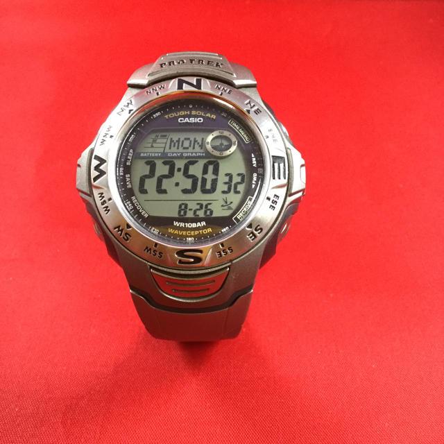 BVLGARI 時計コピー | CASIO - プロトレック PRW-100TJ  2次電池交換済の通販 by シャル's shop|カシオならラクマ