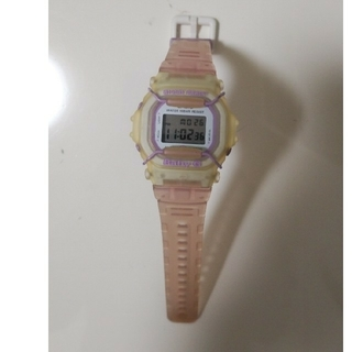 ベビージー(Baby-G)のCASIO baby-G BG-360 パープル(腕時計)