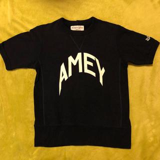 アメリカーナ(AMERICANA)のゆかり様専用Americana❤︎ネイビースウェットトップスTシャツ(Tシャツ(長袖/七分))