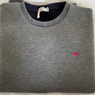 ディオール(Dior)のDior Homme スウェットシャツ グレー S(スウェット)