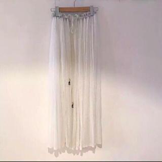 ロキエ(Lochie)のヴィンテージ インド綿 スカート jantiques(ロングスカート)