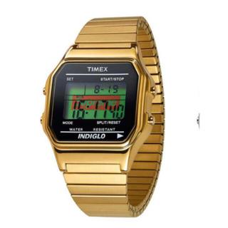 シュプリーム(Supreme)の【即日発送】Supreme®/Timex® Digital Watch【金】(腕時計(デジタル))