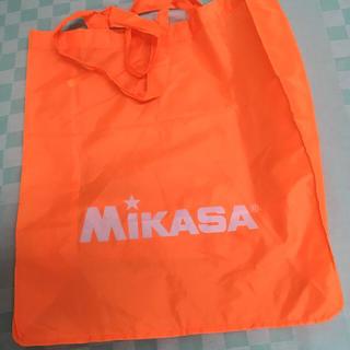ミカサ(MIKASA)のミカサ ナイロンバッグ (オレンジ色)(その他)