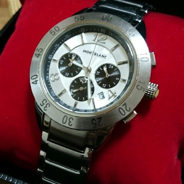 hublot 時計 ヤフオク 、 MONTBLANCメンズ腕時計 タイムセールの通販 by コウジ's shop|ラクマ