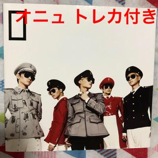 シャイニー(SHINee)のSHINee EVERYBODYオニュトレカ ステッカー付き(K-POP/アジア)
