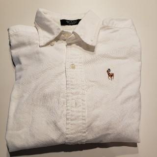 ポロラルフローレン(POLO RALPH LAUREN)のラルフシャツsize7(ドレス/フォーマル)