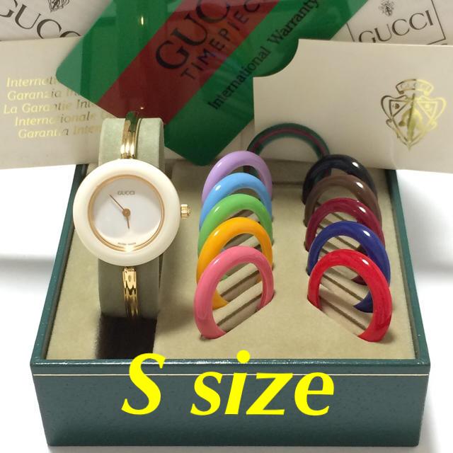 グッチ バッグ サコッシュ 、 Gucci - 10.超美品 グッチ GUCCI 時計 チェンジベゼルの通販 by 夢市場|グッチならラクマ