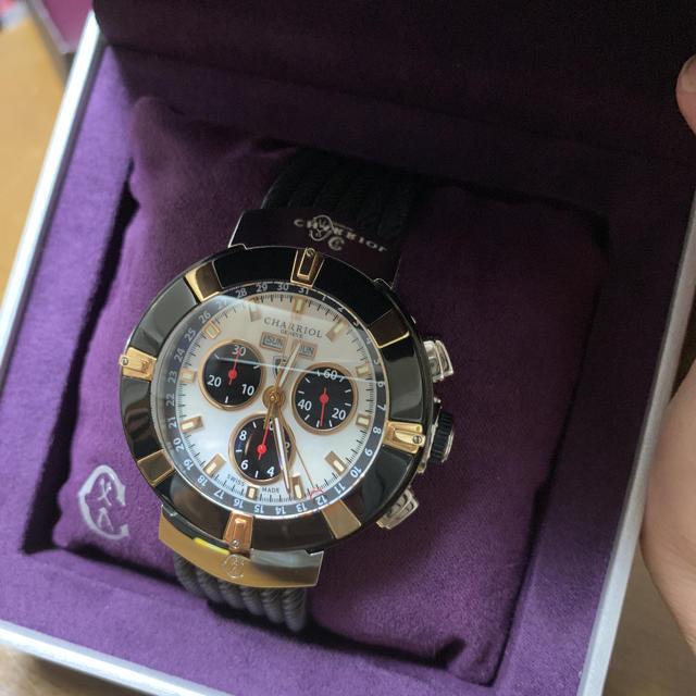 プラダ バッグ 2014 | シャリオール セルティカ メンズ腕時計の通販 by natsu's shop|ラクマ