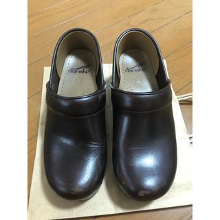 ダンスコ(dansko)の【最終値下】ダンスコ プロフェッショナル エスプレッソ(ローファー/革靴)