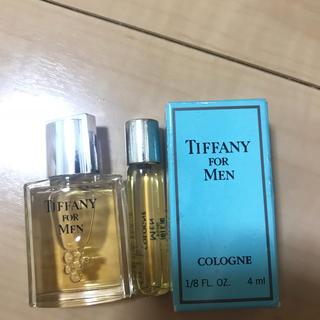 ティファニー(Tiffany & Co.)のティファニー フォーメン 新品2本(香水(男性用))