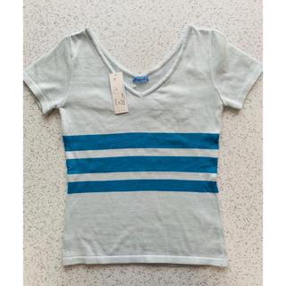 ジュエルズ(JEWELS)の新品未使用 ニットTシャツ(Tシャツ(半袖/袖なし))