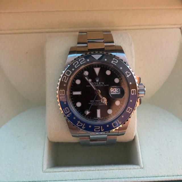 エルメス ヒマラヤ 財布 / ROLEX - ROLEX ロレックス 116710BLNR GMTマスターⅡの通販 by たつこ3767's shop|ロレックスならラクマ