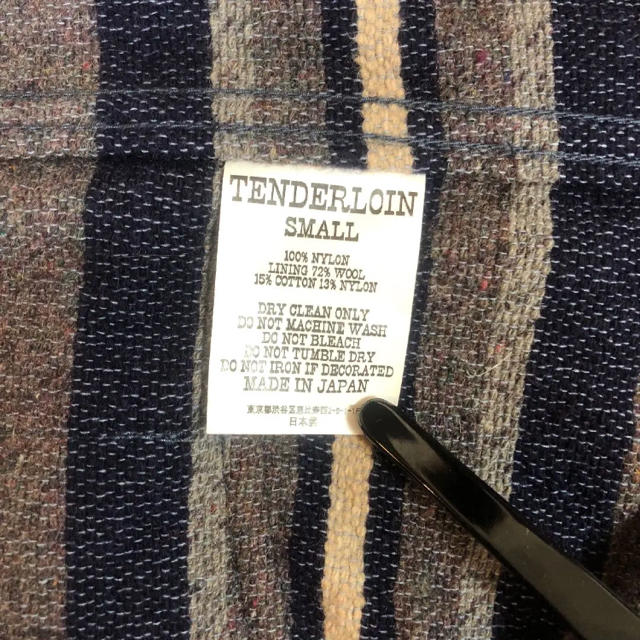 TENDERLOIN(テンダーロイン)のtenderloin NYLON COVERALL 2018 メンズのジャケット/アウター(ナイロンジャケット)の商品写真