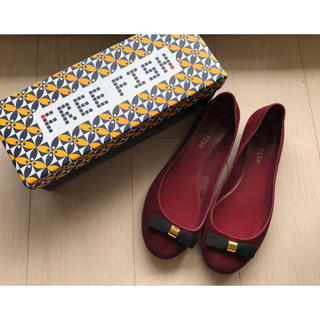 フリーフィッシュ(FREE FISH)のフリーフィッシュ ユナイテッドアローズ レインパンプス レインシューズ(レインブーツ/長靴)