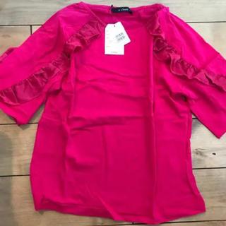 ダブルクローゼット(w closet)のw close Tシャツ レディース(Tシャツ(半袖/袖なし))