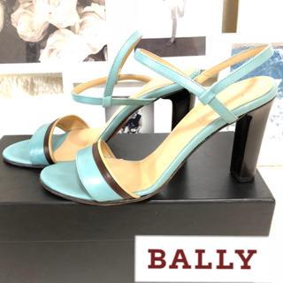 バリー(Bally)のBALLY サンダル ブルー(サンダル)