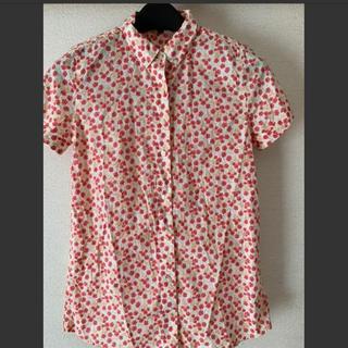 ギャップ(GAP)のgap 半袖シャツ レディースM(シャツ/ブラウス(半袖/袖なし))