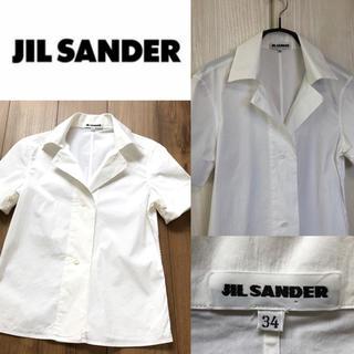 ジルサンダー(Jil Sander)の激安☆早い者勝ち☆ジルサンダー  半袖シャツ ジャケット(シャツ/ブラウス(半袖/袖なし))