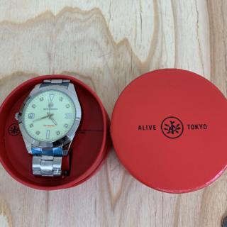 アライブアスレティックス(Alive Athletics)の◆新品未使用◆ALIVE腕時計 ANSWER luminous(腕時計(アナログ))