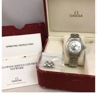 オメガ(OMEGA)のOMEGAシーマスター 付属品付き 美品(腕時計(アナログ))
