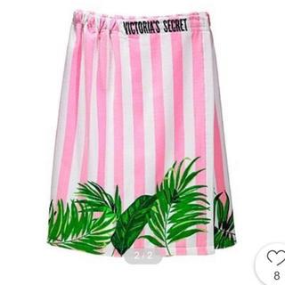 ヴィクトリアズシークレット(Victoria's Secret)の新品!ヴィクトリアシークレット ラップタオル(タオル/バス用品)