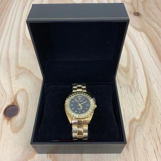 アライブアスレティックス(Alive Athletics)の◆新品未使用◆ALIVE腕時計  LIL'ILLEST  gold(腕時計(アナログ))