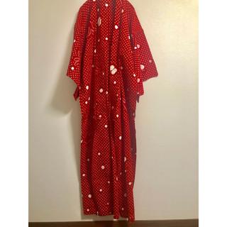 ツモリチサト(TSUMORI CHISATO)のツモリチサト 絞り浴衣 帯セット(浴衣)
