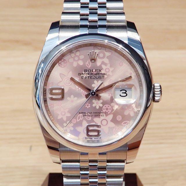 プラダ ムートン バッグ / ROLEX - 新品同様 ロレックス デイトジャスト 116200 メンズ レディース 時計の通販 by Backyard|ロレックスならラクマ