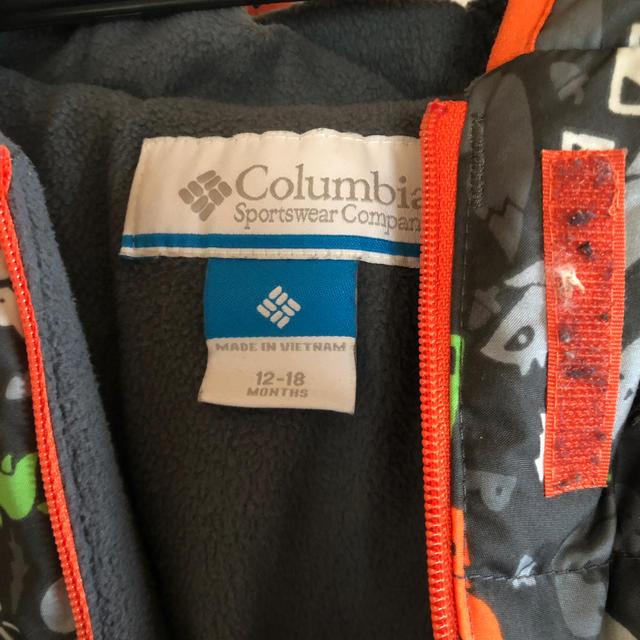 Columbia(コロンビア)のコロンビア!防寒スキーウェア! スポーツ/アウトドアのスキー(ウエア)の商品写真