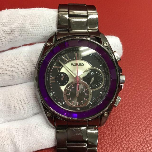 渡辺美奈代 エルメス 財布 / WIRED - ワイアード WIRED 腕時計 クロノグラフ AGAV034の通販 by brandsale|ワイアードならラクマ