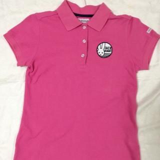 パーリーゲイツ(PEARLY GATES)のジャックバニーポロシャツ サイズ0(ポロシャツ)