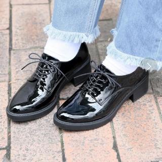 ローリーズファーム(LOWRYS FARM)のシューズ(ローファー/革靴)