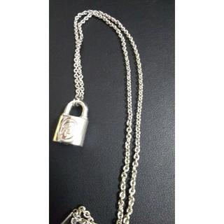 アンダーカバー(UNDERCOVER)のundercover sid vicious model padlock (ネックレス)