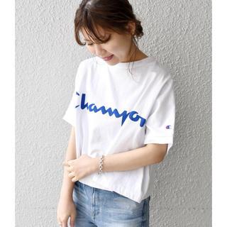 シップス(SHIPS)の新品!SHIPS チャンピオンTシャツ(Tシャツ/カットソー(半袖/袖なし))
