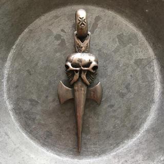 ガボール(Gabor)の※値下げ Gabor (ガボール) ダブルスカルダガーペンダントトップ(ネックレス)