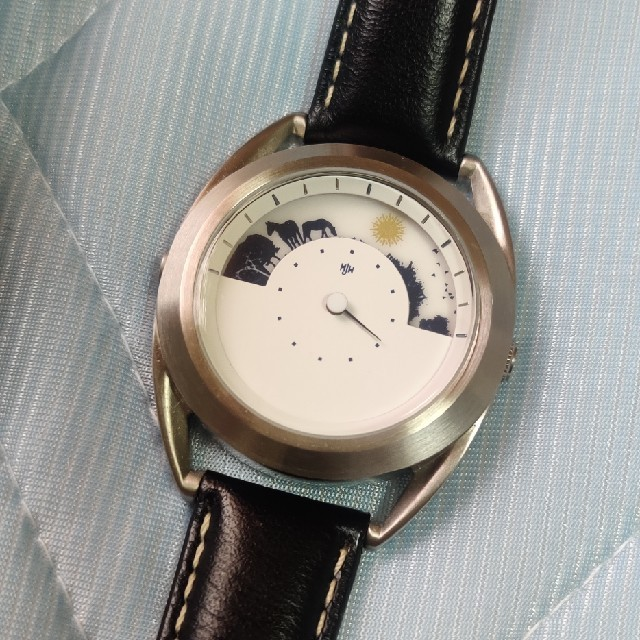 オメガ 時計 エンブレム - Mr Jones Watches San&Moon の通販 by ほりさん's shop|ラクマ