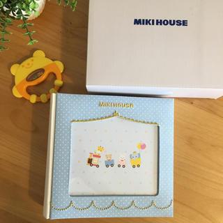 ミキハウス(mikihouse)の【本日限定値下げ】ミキハウス アルバム(アルバム)