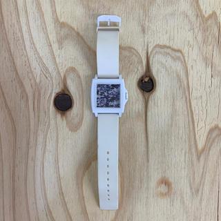 アライブアスレティックス(Alive Athletics)の◆新品未使用◆ALIVE腕時計  EASY  white 〈訳あり〉(腕時計(アナログ))