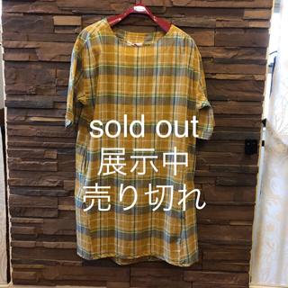 コクーンワンピース  sold out(ロングワンピース/マキシワンピース)