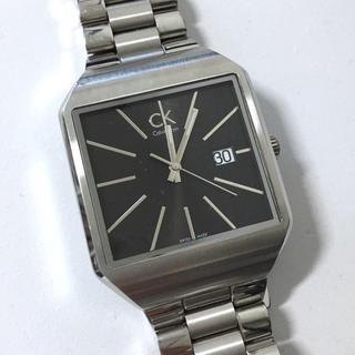 カルバンクライン(Calvin Klein)のCalvin Klein カルバンクライン K3L 311 スクエア(腕時計(アナログ))