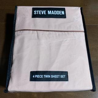 スティーブマデン(Steve Madden)の新品未使用 Steve Madden スティーブマデン ベッド シーツ(ブーツ)