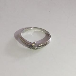 ジュエリーツツミ(JEWELRY TSUTSUMI)のk10 ダイヤ 指輪(リング(指輪))