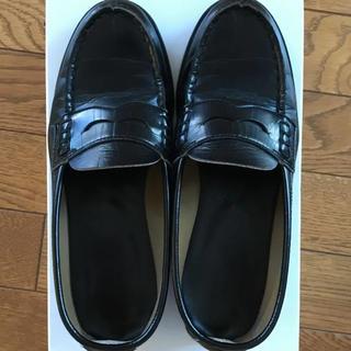 ハルタ(HARUTA)のHARUTAローファー(24.5EEE)(ローファー/革靴)