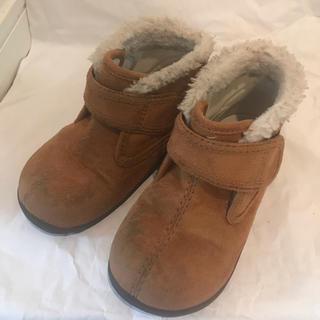 ムジルシリョウヒン(MUJI (無印良品))の無印良品 キッズ ブーツ 15cm(ブーツ)
