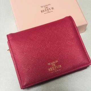 メゾンドリーファー(Maison de Reefur)のMaison de Reefur  財布(財布)