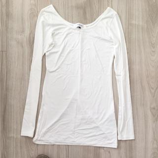 ルシェルブルー(LE CIEL BLEU)のカットソー(Tシャツ(長袖/七分))