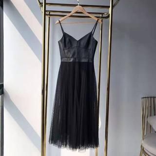 size 40 b104b b1d18 19SS 《Dior》 コットンレース ドレス