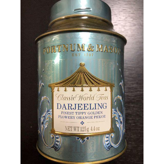 フォートナム&メイソン DARJEEJING FTGFOP(茶)