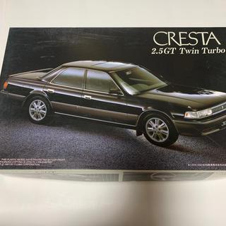 トヨタ(トヨタ)のクレスタ(模型/プラモデル)